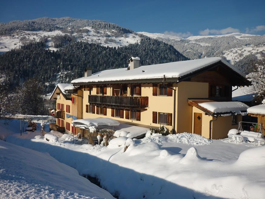 Winterimpressionen Casa Immanuel